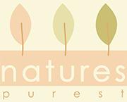 Logo Nature's Purest: Natürliche Kindermode ohne Gentechnik. Bei Knopf und Kind Kindermode in Bonn Bad Godesberg.