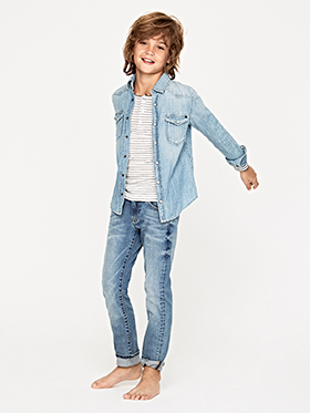Pepe Jeans - ein Must Have für alle Fans perfekter Jeans! Knopf und Kind in Bonn Bad Godesberg.