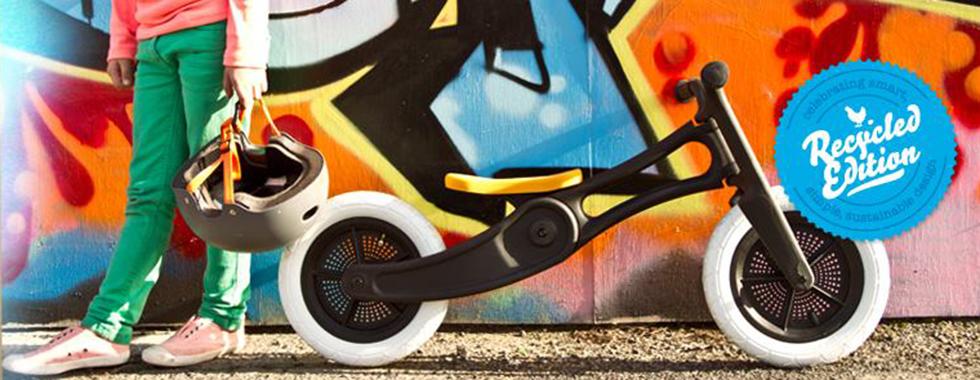 wishbone bike – die mitwachsenden Laufräder