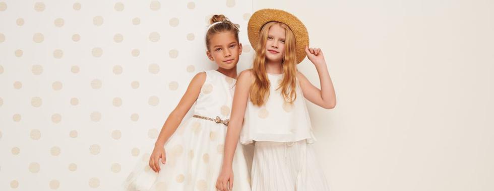 Elegante Kinderkleidung aus Italien seit 1958